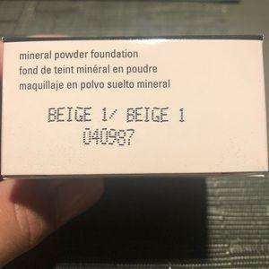 Mary Kay Makeup - MARY KAY mineral powder foundation
